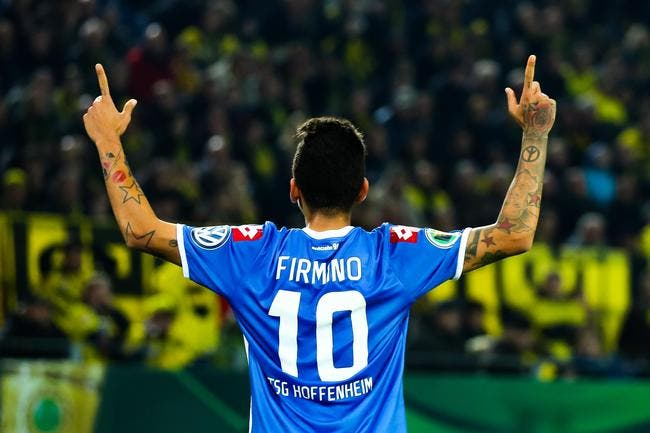 Officiel : Liverpool met 40 ME et recrute Firmino