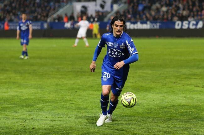 Officiel : Modesto prolonge à Bastia