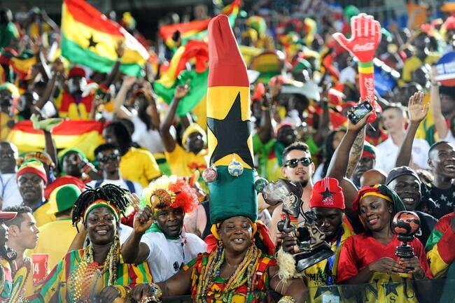 Les incroyables dérives du Ghana au Mondial 2014