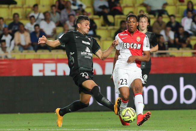 Officiel : Martial prolonge à l'AS Monaco