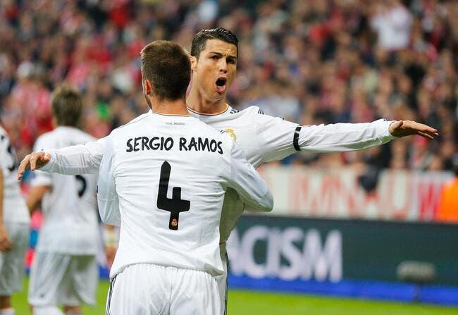 Cristiano Ronaldo craint la double boulette du Real