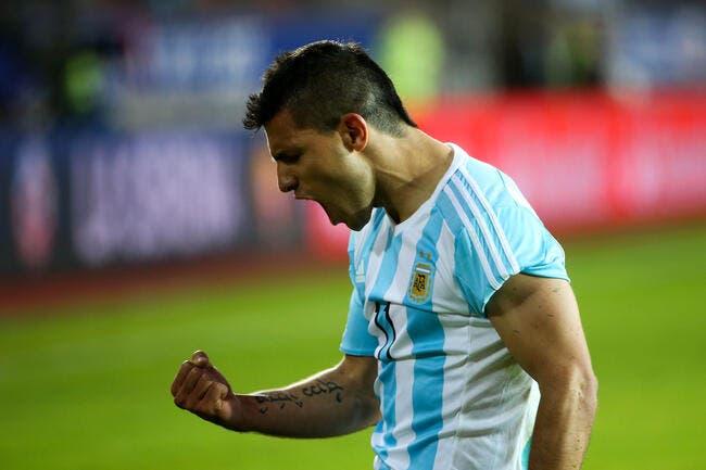 L'Argentine sort la Colombie aux tirs au but
