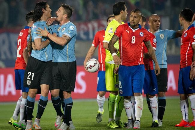 La phrase qui a rendu fou Cavani avec l'Uruguay
