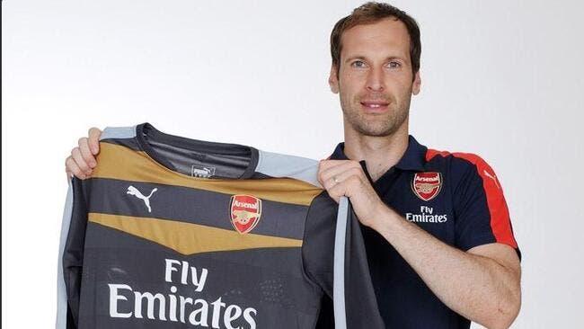 Officiel : Cech, nouveau gardien d'Arsenal