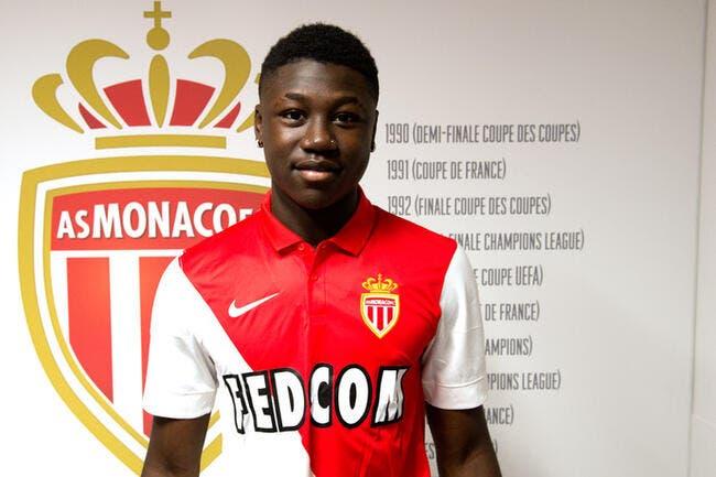 Officiel : Le fils N'Doram signe pro à Monaco