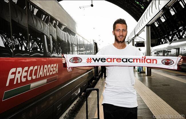 Officiel : Le Milan AC met 20 ME et recrute Bertolacci