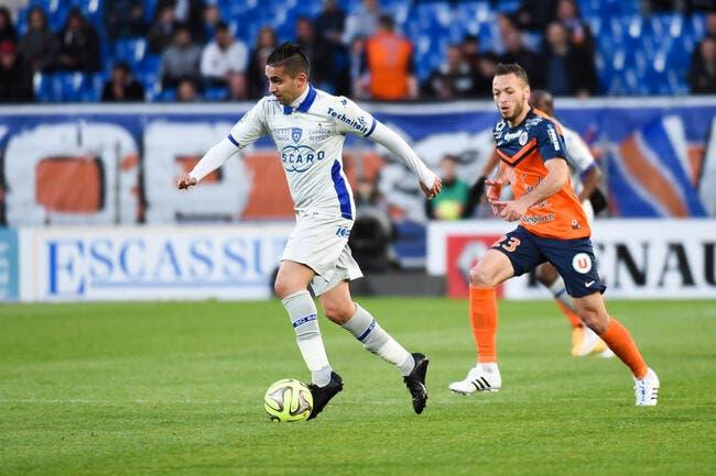 Boudebouz vendu à Montpellier, Bastia relégué quand même en L2 !