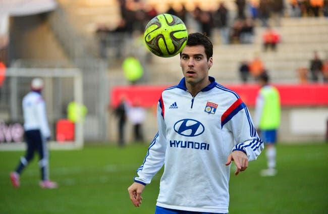 Yoann Gourcuff «n'intéresse pas» Rennes