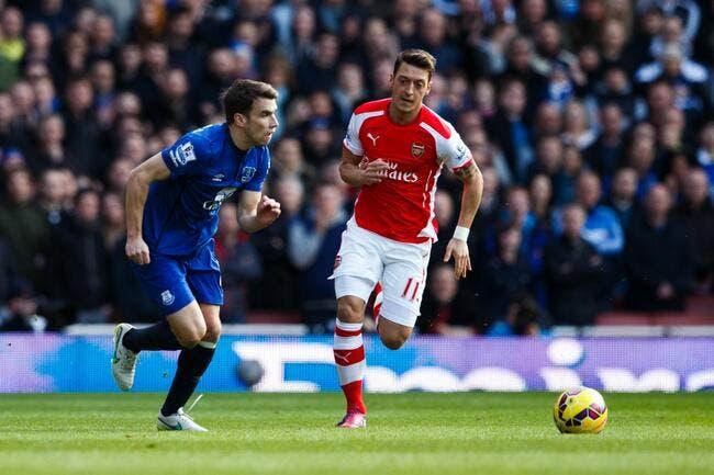 Arsenal - Everton : 2-0