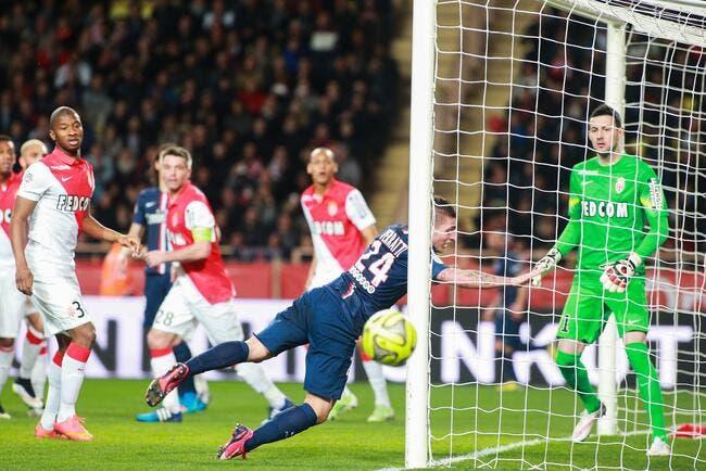 Le PSG coince à Monaco, l'OL garde la tête