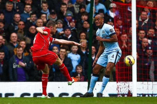 Liverpool - Manchester City : 2-1