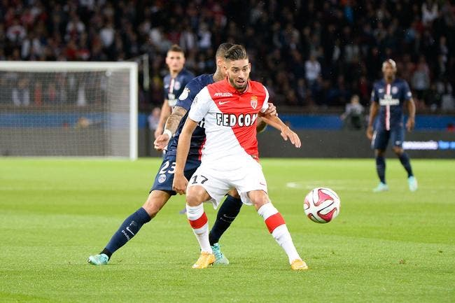 Monaco - PSG : les compos