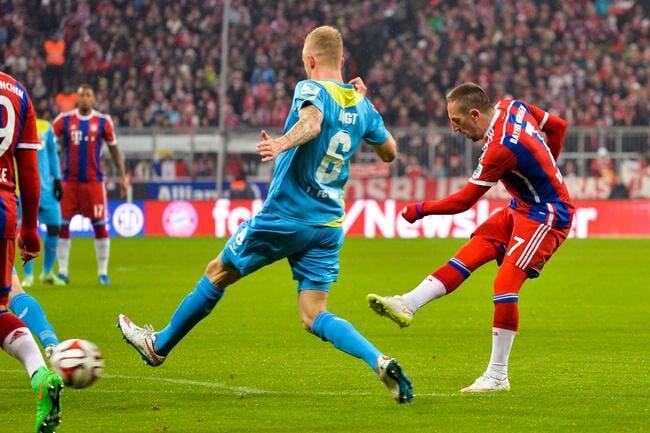 Ribéry dévoile deux plans pour finir sa carrière