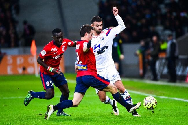 Bernard Lacombe accuse après Lille-OL