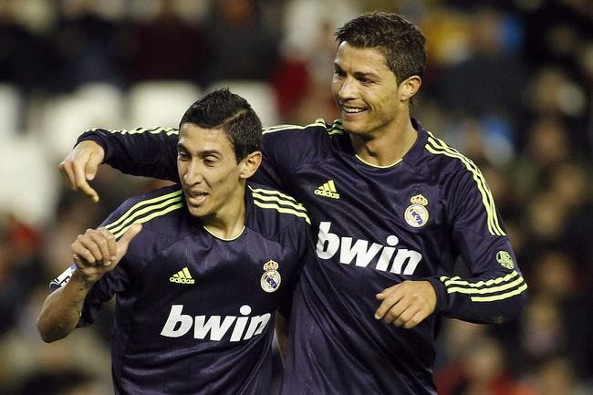Di Maria trop laid pour jouer avec Cristiano Ronaldo ?
