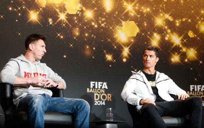 Une bataille alléchante Cristiano Ronaldo-Messi pour un record