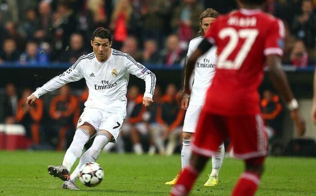 Cristiano Ronaldo est humain, la preuve…