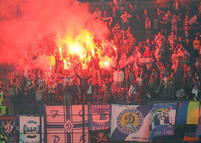 L'UEFA ne tape pas trop fort sur le Dynamo Kiev