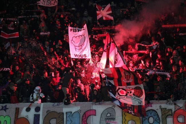 La Corse ne veut pas des supporters de Nice