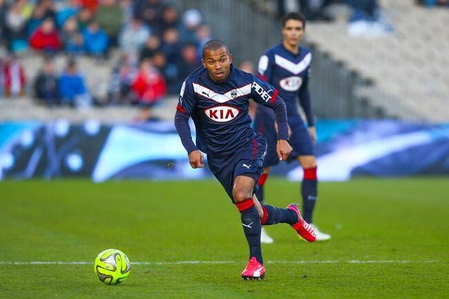 La Seleção fait rêver un joueur de Bordeaux