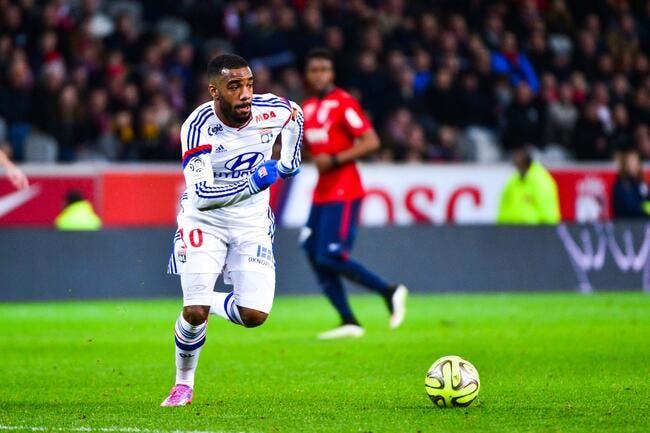 Lacazette sera «à 100%» pour Montpellier-OL