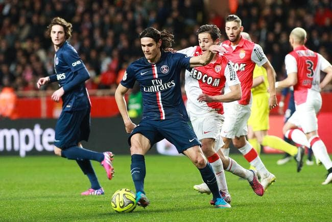 Monaco, un entraînement pour le PSG avant Chelsea