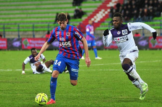 Sala refuse d'être la victime d'un accord Caen-Bordeaux