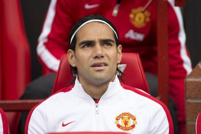Trop c'est trop, Man United lâche l'affaire avec Falcao !