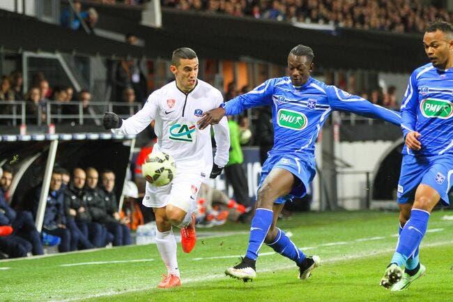 Auxerre rejoint les demies