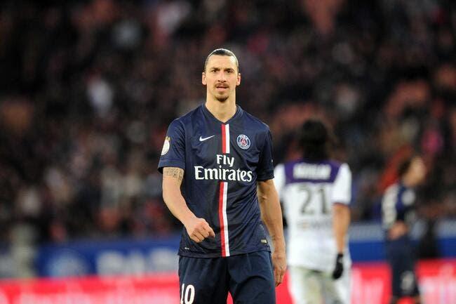 Ibrahimovic jouera au foot jusqu'en 2024