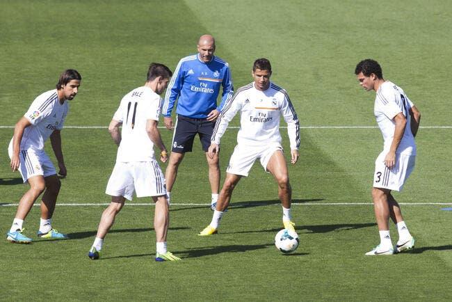 Ce geste qui sème la terreur au Real Madrid