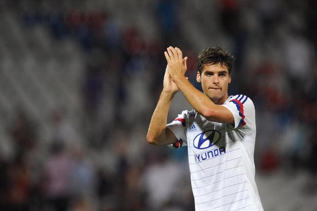 Yoann Gourcuff a son fan club à l'OL