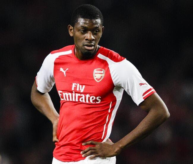 Abou Diaby, sa 42e blessure est celle de trop pour Arsenal