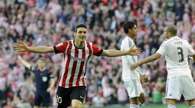 Athletic Bilbao - Real Madrid : 1-0