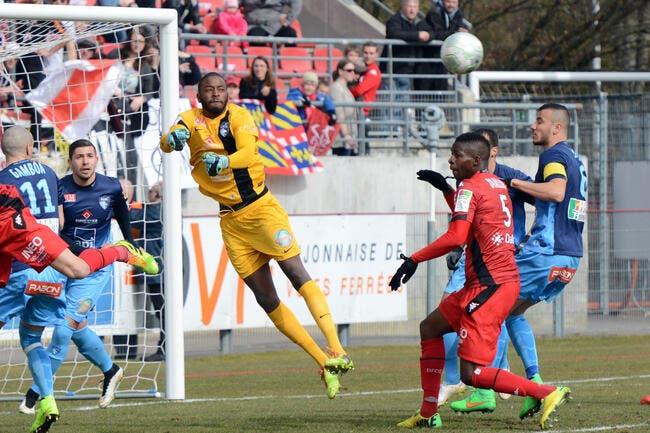 Dijon - Le Havre : 1-1