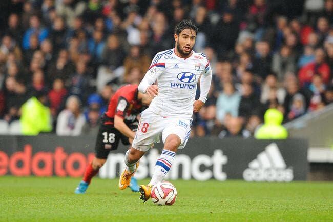 L'Algérie confirme pour Fekir et se plaint de l'OL