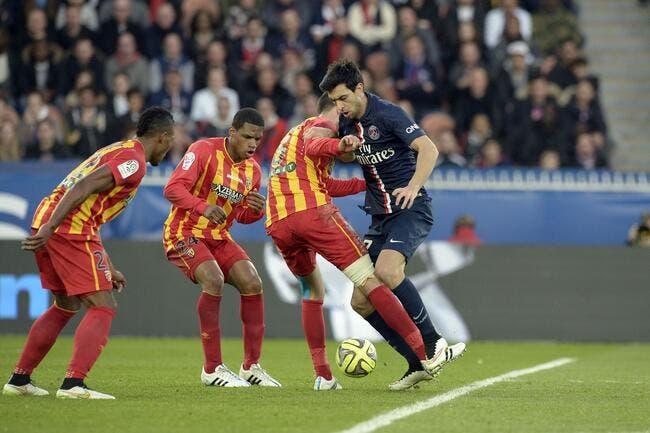 Lens espère avoir été un bon sparring-partner pour le PSG