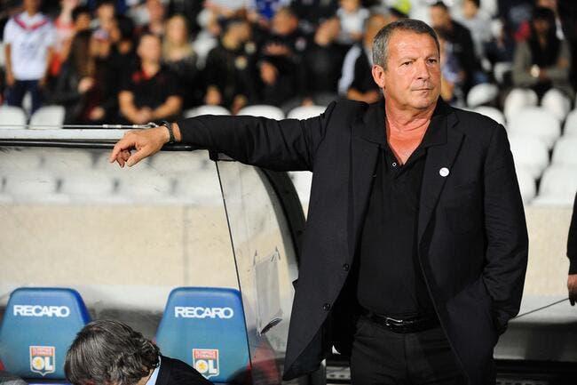 Courbis fait une promesse avant Montpellier-OL