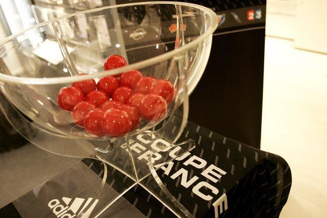 PSG-ASSE et Auxerre-Guingamp en demi-finales !