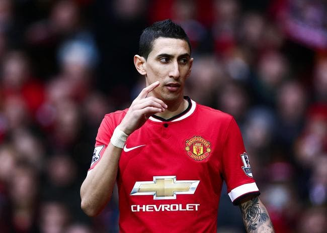 Di Maria vendu par Man Utd au PSG pour acheter Bale ?
