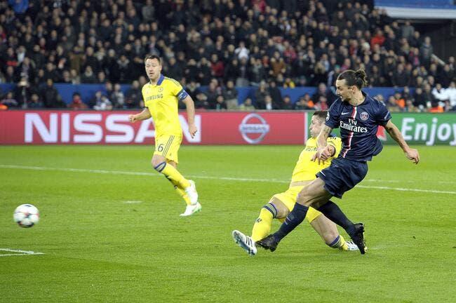 Le PSG n'a pas encore vu le grand Chelsea