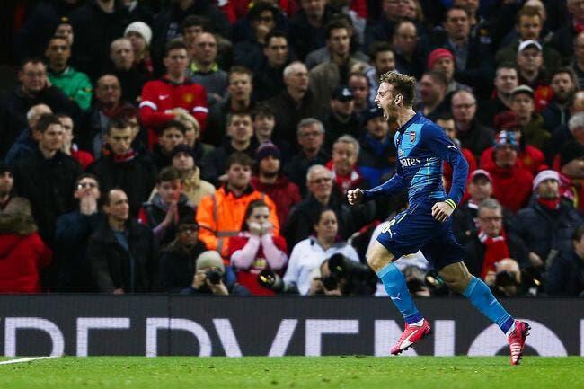 Arsenal vire MU de la Cup
