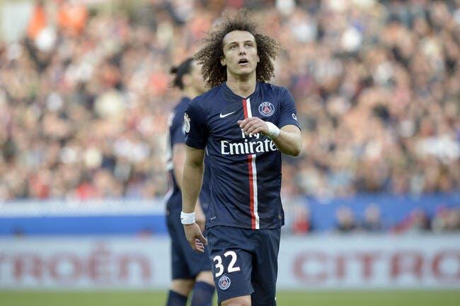 David Luiz piège l'arbitre pour ne pas rater OM-PSG !