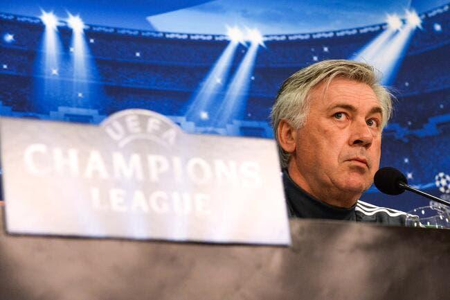 Entre le PSG et Chelsea, Ancelotti tranche