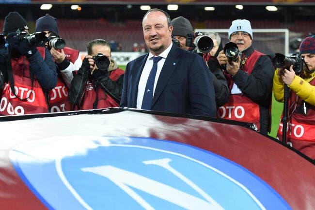 Benitez se positionne pour le PSG