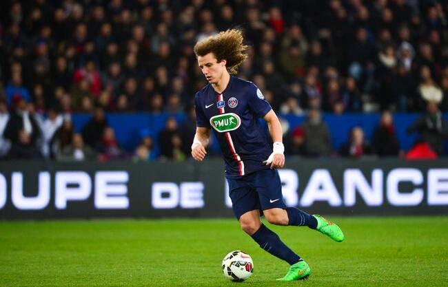 David Luiz connaît le code secret de Mourinho pour Chelsea-PSG