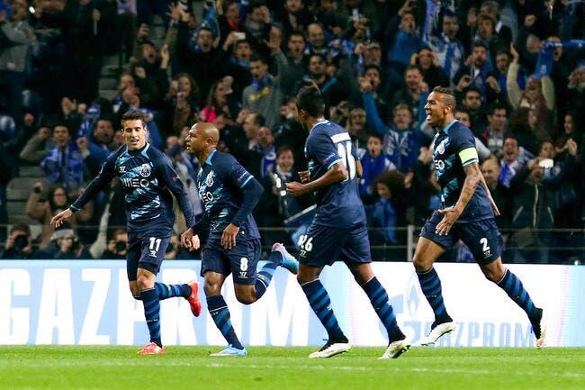 Football ligue des champions fc porto fc b le 4 0 - Calendrier coupe d europe foot ...