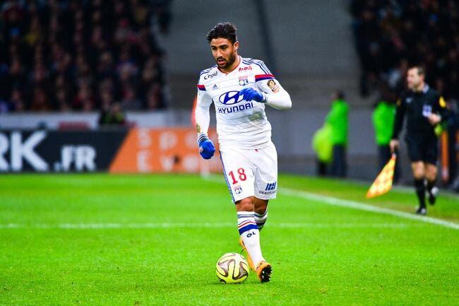 Fekir confie sa carrière à Jean-Pierre Bernès