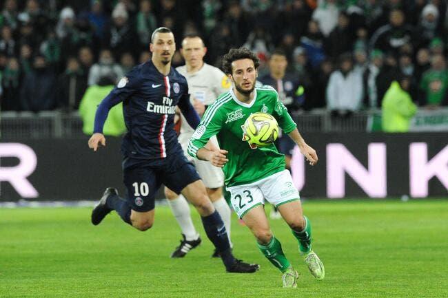 Herbin démoralise l'ASSE en Coupe de France