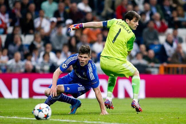 L'énorme frayeur du Real face à Schalke